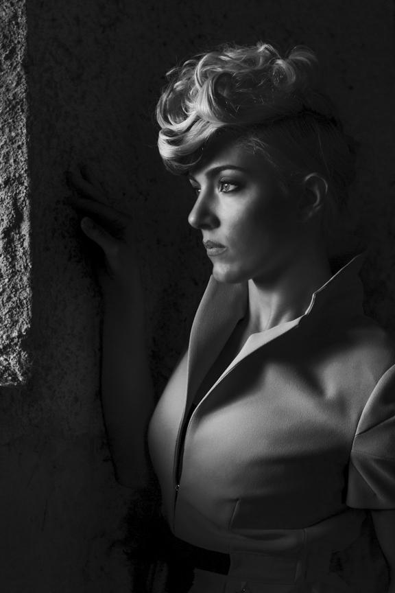 Portrait Ritratto Nikon NPS NPS Italia Nital Stefano Lenzi Foto Immagine Fotografo Bologna Porretta Terme Moda Fashion